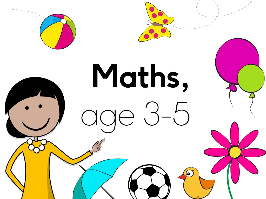onebillion - Maths, age 3-5